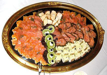 Vorspeisen Hauptspeisen Dessert Schumacher Metzgerei Partyservice